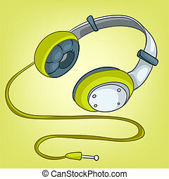 Cartoons Home Appliences Headphone - Cartoon Home Appliences...