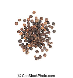 Black Pepper - Isolated   Black Pepper
