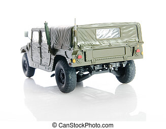 Humvee - Isolated army h?mvee