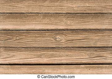 Old wooden background with boards