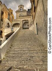 Atrani SA Church of San Salvatore de Birecto - Formerly in...