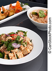 Gourmet Thai Food Dishes
