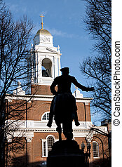 Paul Reveres Monument - Paul Revere Monument found in...