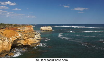 Ocean rocks - Great Ocean Road, Australia
