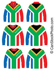 Long-sleeved South Africa