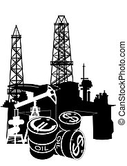Production and sale of petroleum pr - Oil and gas industry....