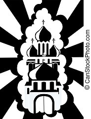 The Orthodox Church - The contour of the Orthodox Church....