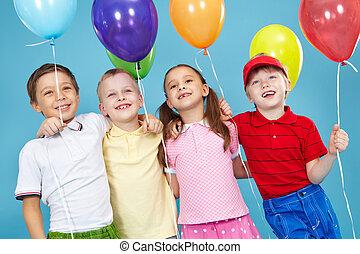 Balloon for everyone