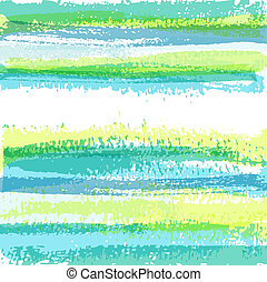 Abstract brush background - Abstract striped brush...