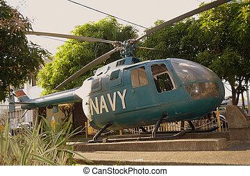 old-chopper-close-up