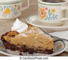 Piece of Peanut Butter Pie