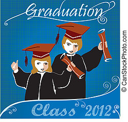 Graduation class2012 invitation - Graduation class 2012...