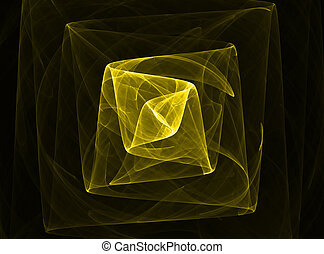 abstract fractal background 04 - An abstract background...