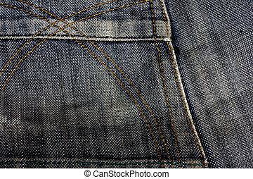 Gene Texture - Jeans were taken on a shoot with some