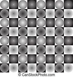 Seamless Background, Spiral Designs