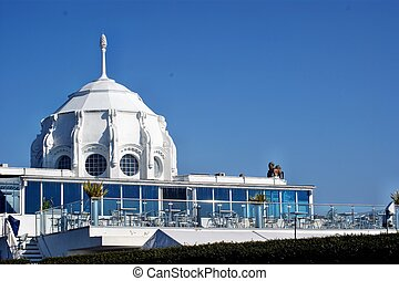 Eastern Dome, Western Harbor - An East Indian clubs Dome...