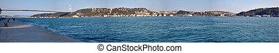 panoramic bosphorus