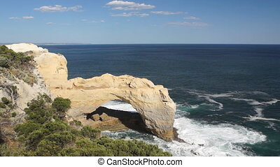 Arc rock - Great Ocean Road, Australia