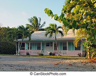 Grand Cayman Traditional Style Home