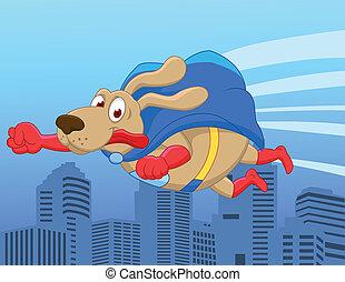 Superdog cartoon