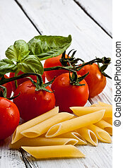 pasta with tomato and basil recipe