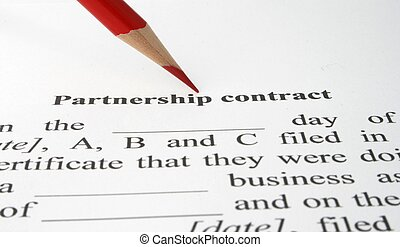Partnership conctract