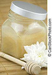 honey spa - relaxing aroma of almond coconut vanilla milk...