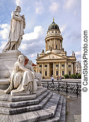 Gendarmenmarkt, Berlin - One of the most beautiful squares...