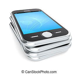 Smart Phones.