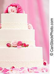 婚禮, 蛋糕
