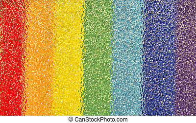 rainbow background - photo of rainbow background in the...