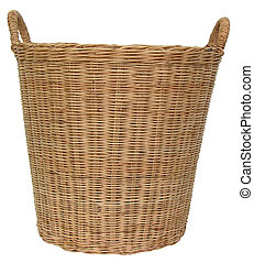 Basket wicker