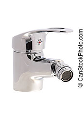 chrome faucet with a swivel head - chrome faucet water tap...