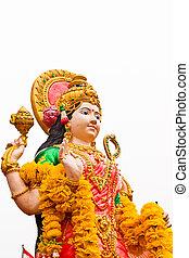 The Uma Devi - The uma Devi is the god of India