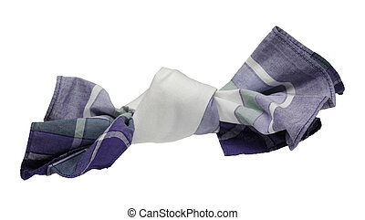 Handkerchief - Not to forget anything, some people make a...