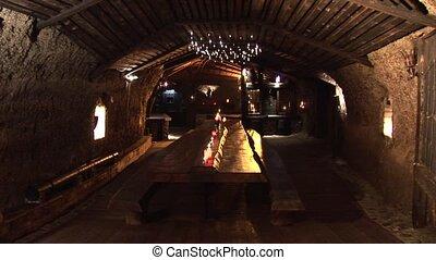 Arch Upfold Room
