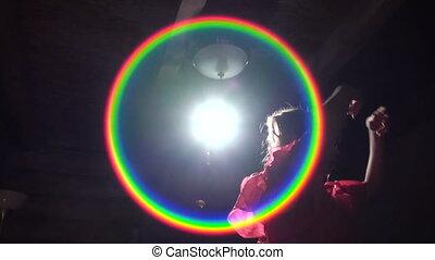 The spotlight