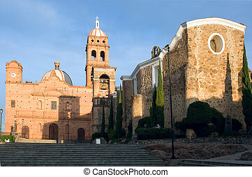 San Antonio de Padua Church in Tapalpa Mexico