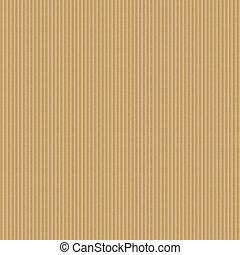Corrugated cardboard seamless background - Corrugated...