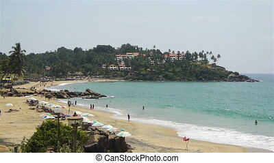 South India beach