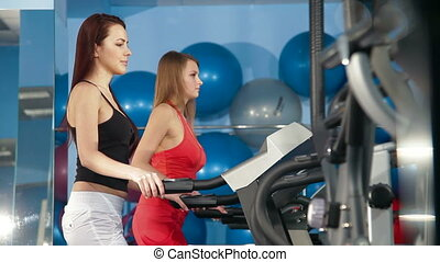 Exercise On Treadmill