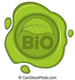 bio wax seal