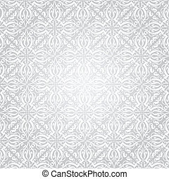 Vector silver background