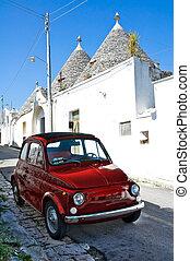 Alberobellos Trulli Puglia Italy