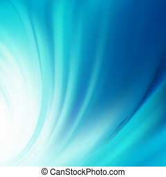 Illustration of water swirling EPS 8 vector file included