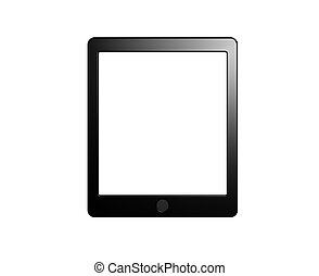 Tablet pad with blank Screen - Tablet pad Tablet pad with...