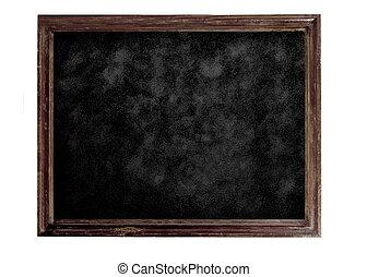 old blackboard