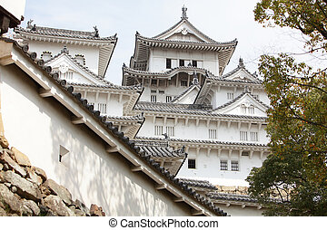Details of Structure of the Japan Castle - Details of...
