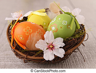 巢, 復活節
