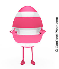 easter egg figure